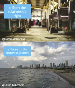 Bus vs Beach - Tel Avia- Trnasition slides